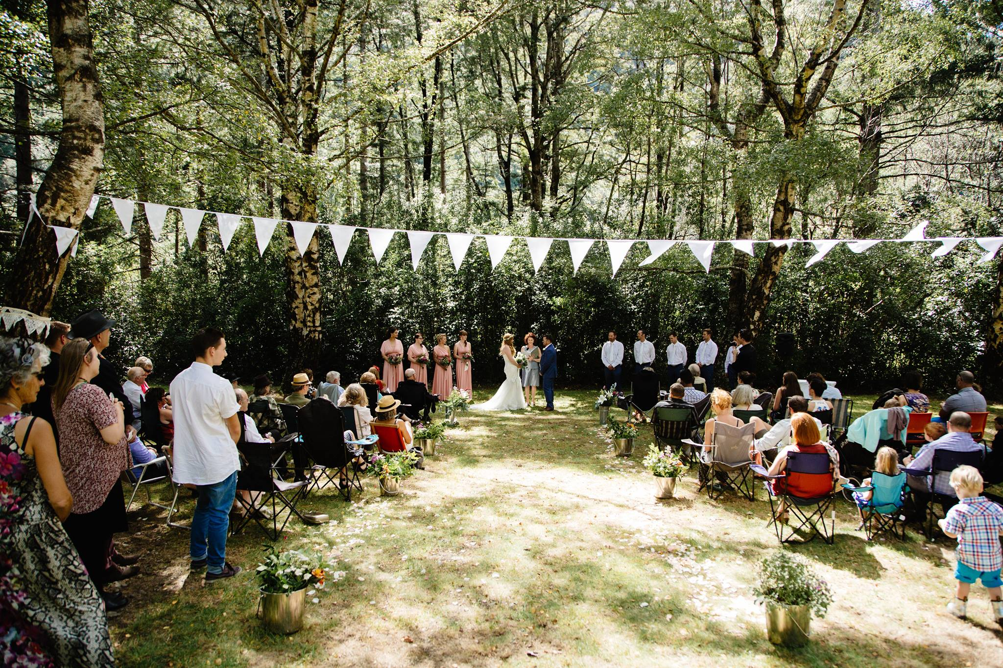 Birch Flat Wedding
